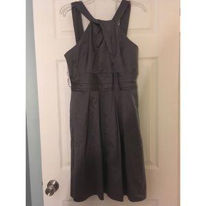 Grey Dress with Pockets!